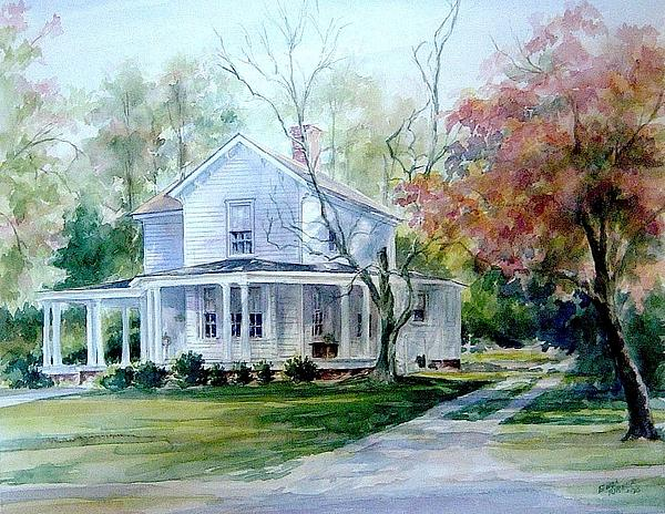 Gloria Turner - Country Home