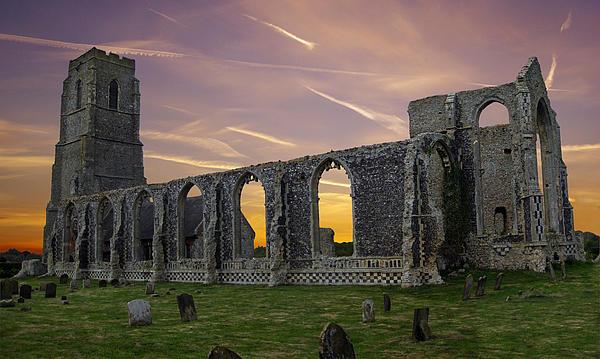 Rod Jones - Covehithe Abbey - Suffolk
