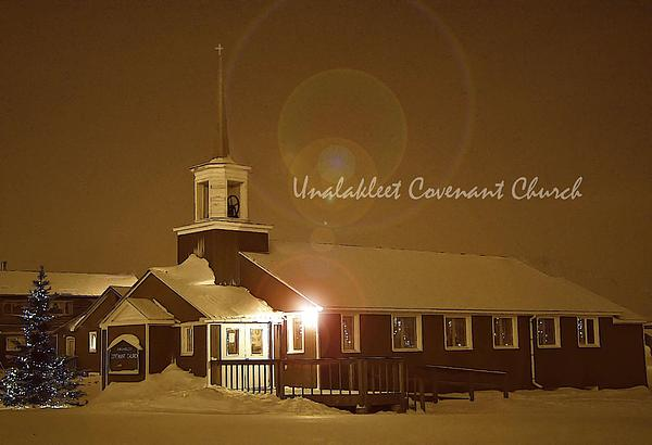 Covenant Church Print by Arlene Rhoda Nanouk
