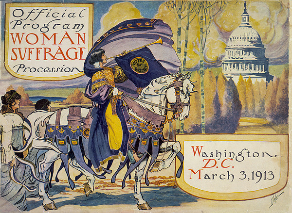 Cover Of Program For The National Print by Everett