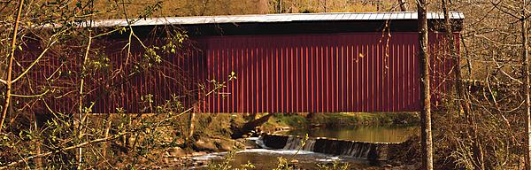 Tom Gari Gallery-Three-Photography - Covered Bridge