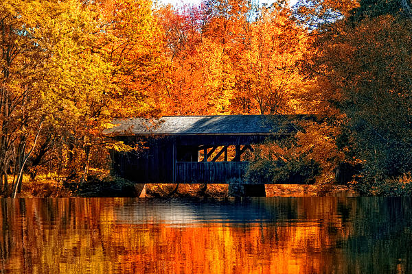 Joann Vitali - Covered Bridge