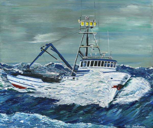 10 cast net alaska crab boat for sale for Crab fishing boats for sale