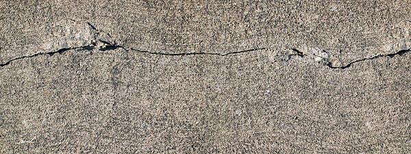 Cracks 1 Print by Jeanette Charlebois