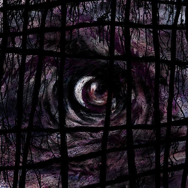 Creature Print by Rachel Christine Nowicki