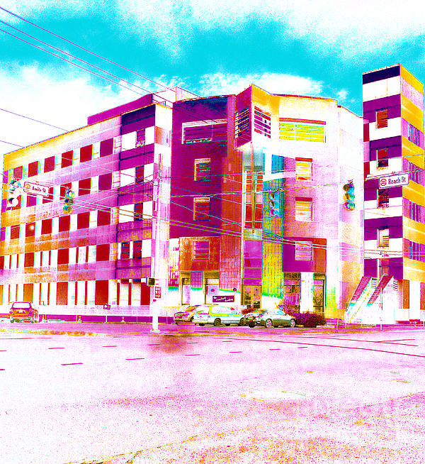 Lisette Otero - Crossroad Building Jackson MS
