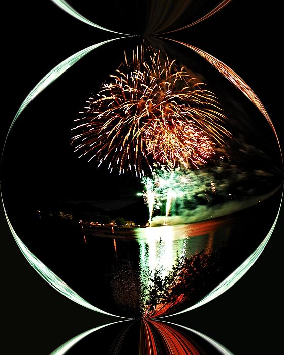 Don Mann - Crystal Ball Fireworks