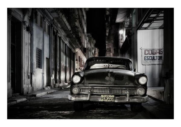 Cuba 20 Print by Marco Hietberg