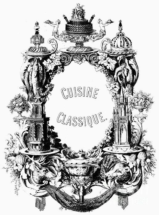 Cuisine classique 1881 by granger for Cuisine classique