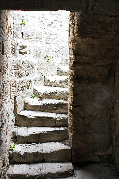 Bianca Baker - Cyprian Stairway