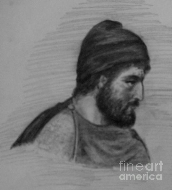 Dacul-veghind Istoria Poporului Roman Drawing