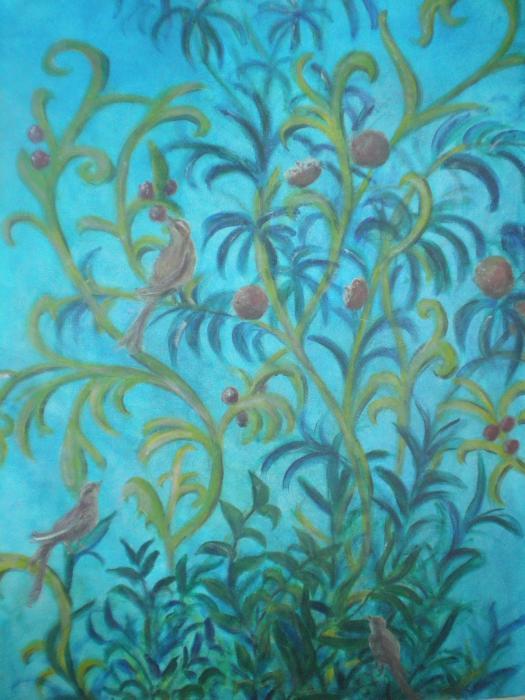 Margot Koefod - Dans mon jardin 1