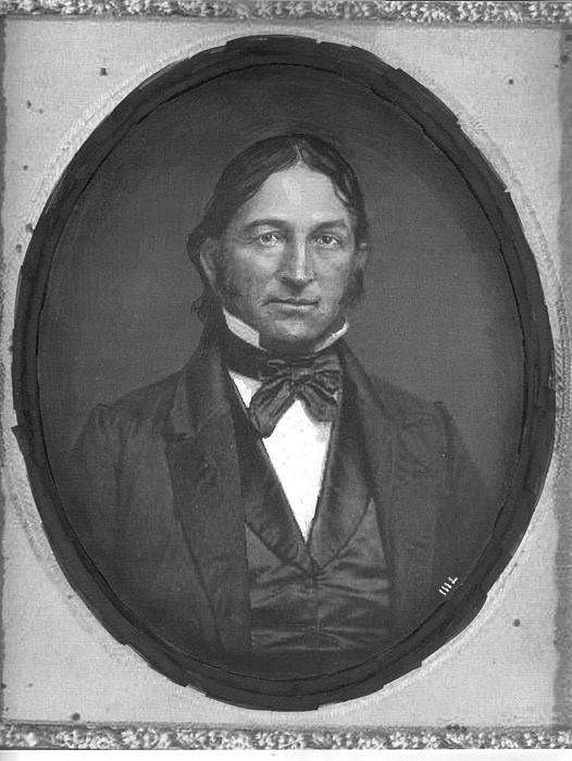 David Crockett By Mark Lemon
