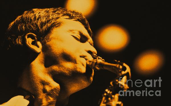 David Sanborn Warm Close Up Photograph