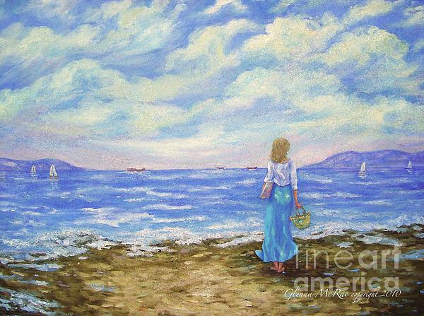 Glenna McRae - Day at the Beach
