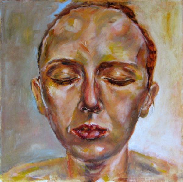 Daydreaming Print by Iglika Milcheva-Godfrey