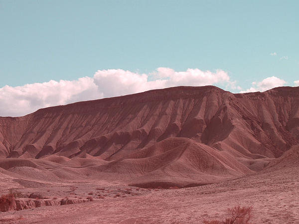 Death Valley Print by Naxart Studio