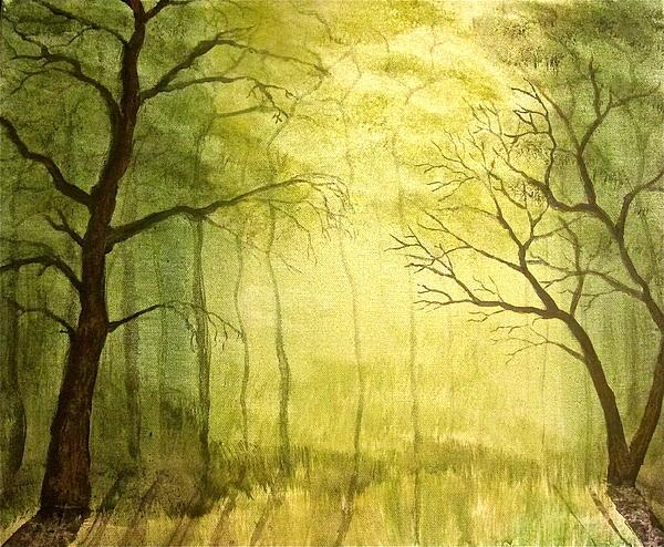 Heather Matthews - Deep woods