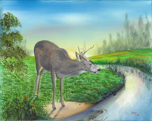 Leslie Miller - Deer Season