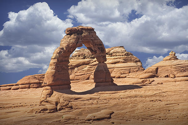 Randall Nyhof - Delicate Arch in Arches National Park
