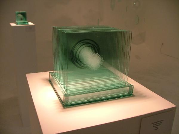 Derealisation I Glass Art