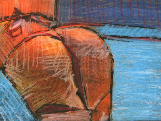 Derriere Mixed Media