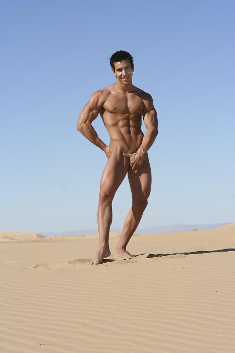 desert shoot photograph