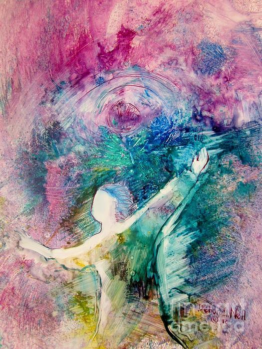 Destiny Print by Deborah Nell