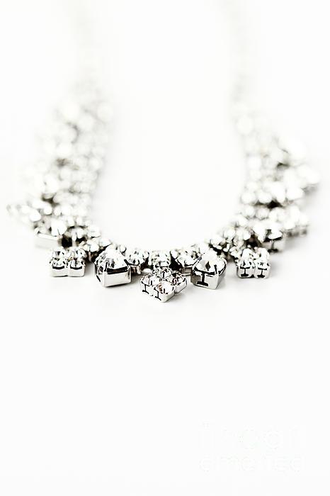 Diamonds Print by Stephanie Frey