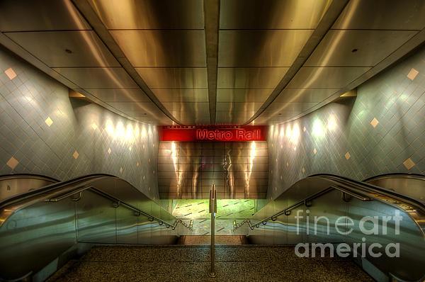 Digital Underground Print by Yhun Suarez