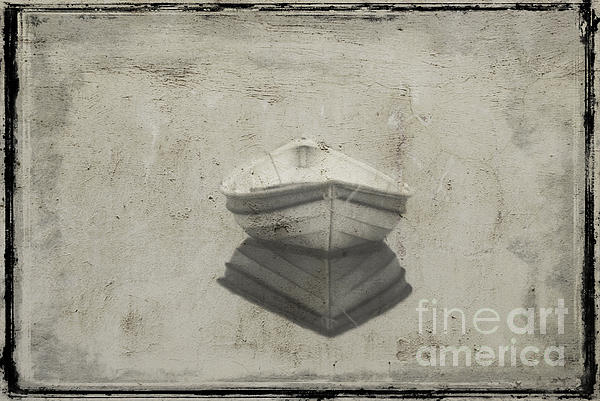 Dinghy Print by Jim Wright