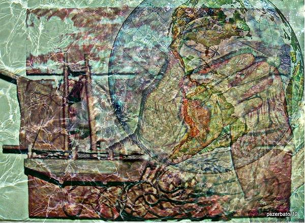 Discovery Of America Print by Paulo Zerbato