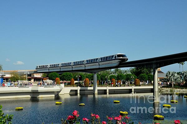 John Black - Disney Monorail