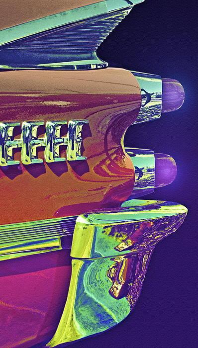Dodge Custom Royal Print by Gwyn Newcombe