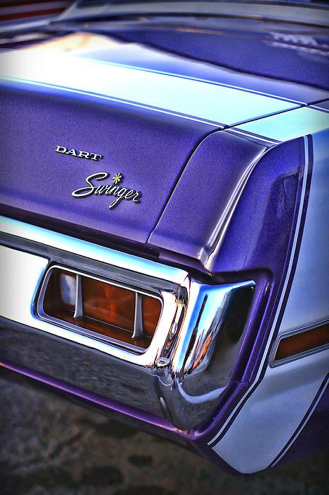 Dodge Dart Swinger Print by Gordon Dean II