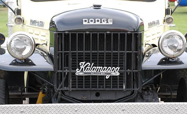 David Campione - Dodge power wagon