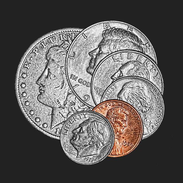 Dollar Ninety One Print by Tom Mc Nemar