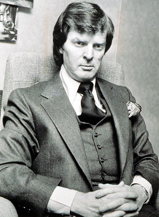 Don Imus, Radio Personality, 1970s Print by Everett