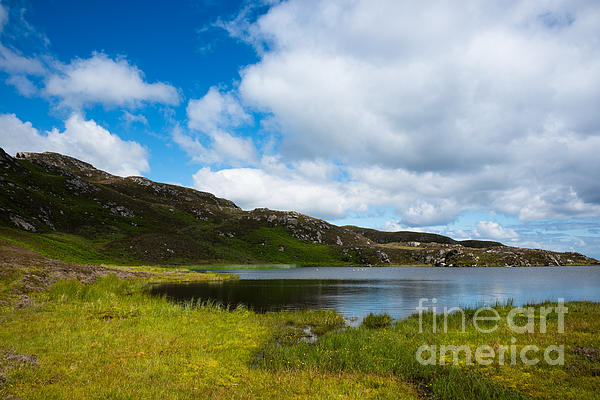 Donegal Scenic Print by Andrew  Michael