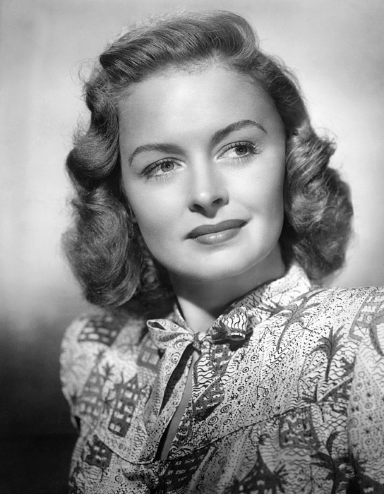 Dona reed artist donna reed ca 1940s print by everett