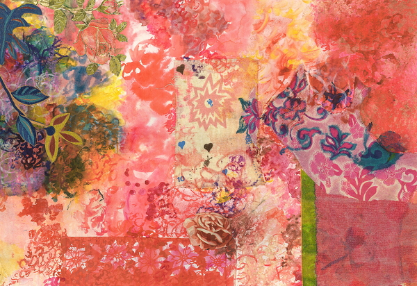 Don't Send Me Flowers IIi Print by Gloria  Von Sperling