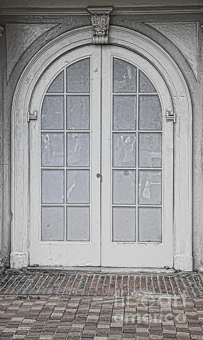 Door 20 Print by Cheryl Young
