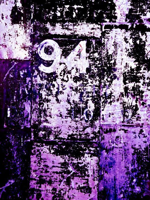 Door 94 Perception Print by Bob Orsillo