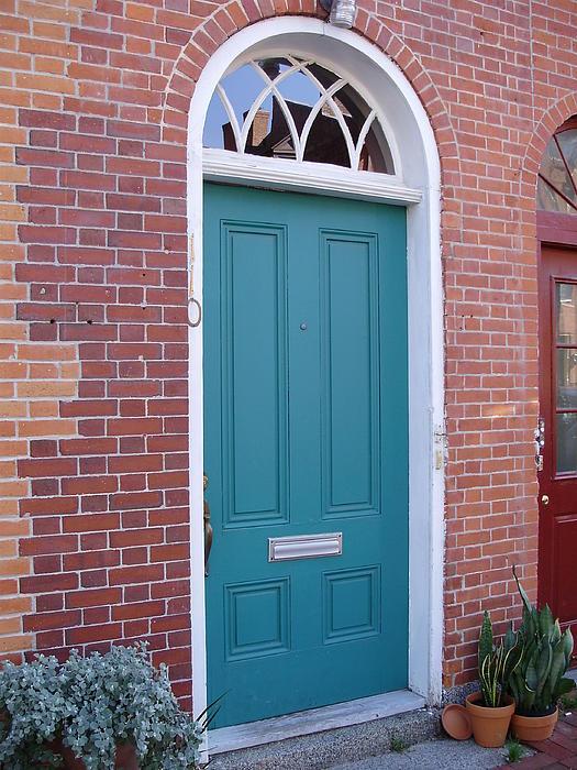 Doors 23 Print by Amethyst Wyldfyre