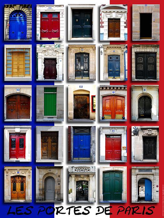Dan Colvin - Doors of Paris