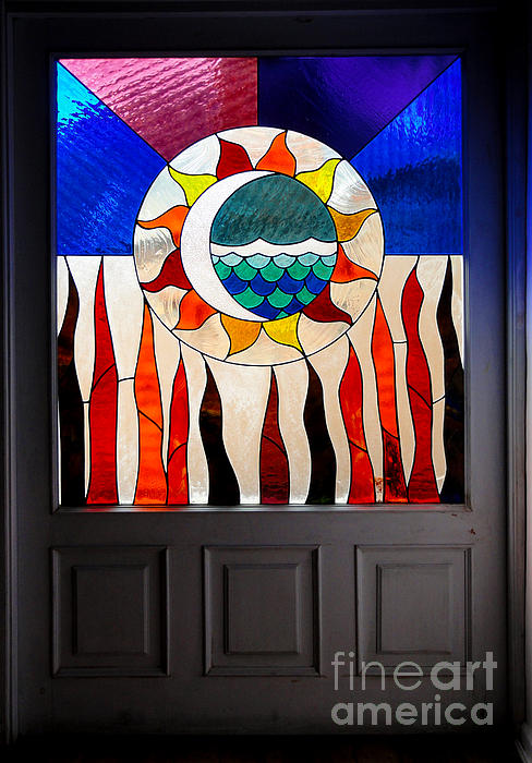 Doorway Of Choice Print by Al Bourassa