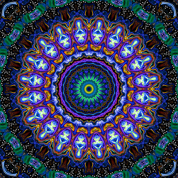 Joy McKenzie - Dotted Wishes No. 7 Kaleidoscope