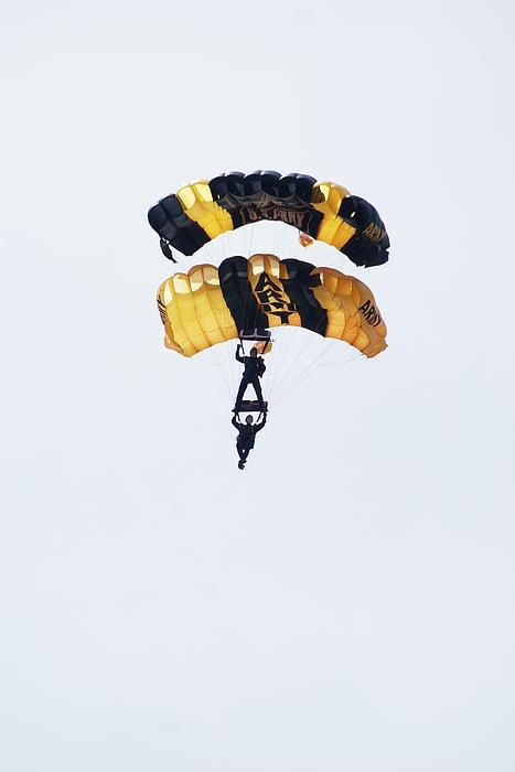 Heidi Poulin - Double Parachute