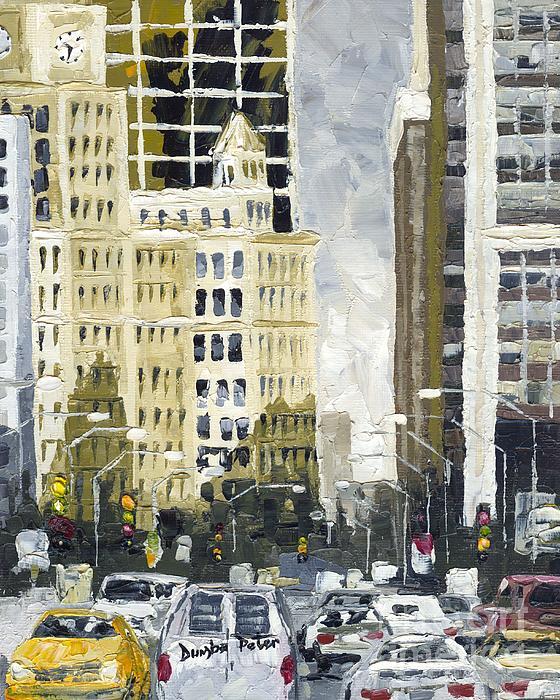 Dumba Peter - Downtown Manhattan