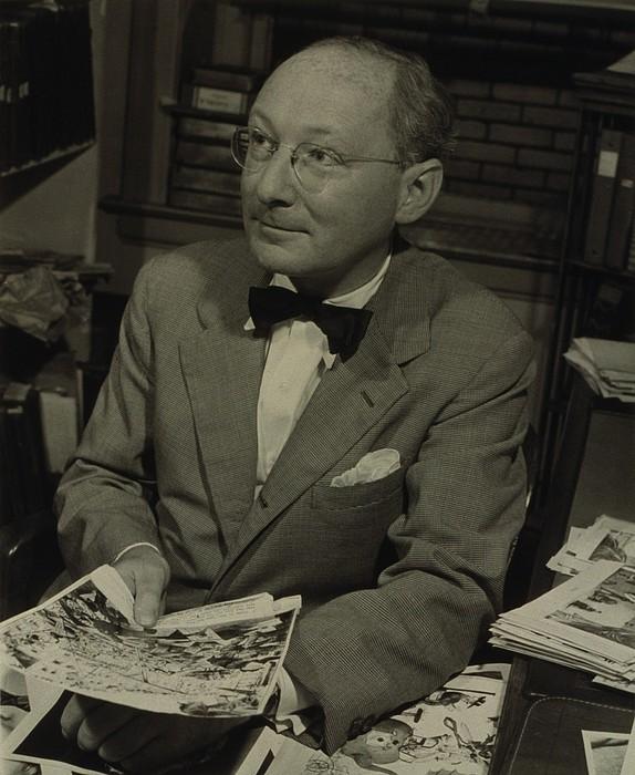 Dr. Otto Bettmann, A German Jewish Print by Everett